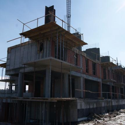 Budowa bloku mieszkalnego ul.Polana Szaflarska
