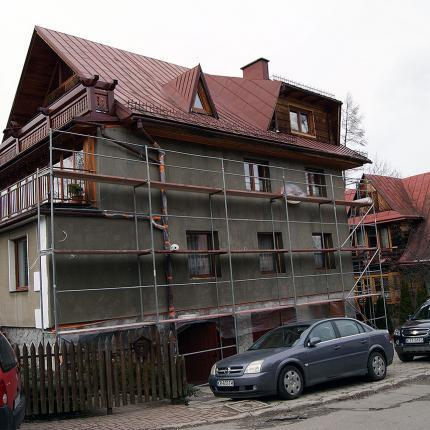 Rusztowanie typ Plettac - Zakopane