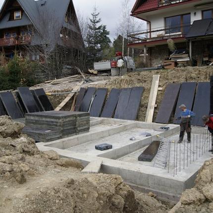 Rozbudowa budynku mieszkalnego - Karpielówka, Kościelisko