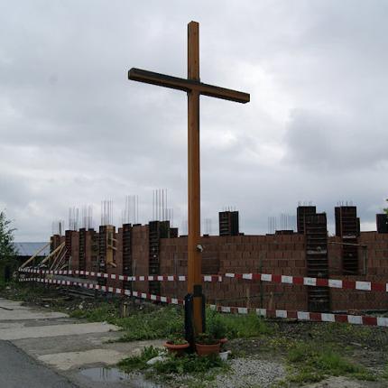 Budowa kościoła parafialnego