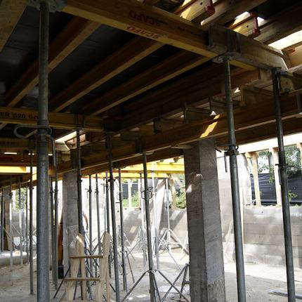 Szalunki stropowe Zakopane - Bory
