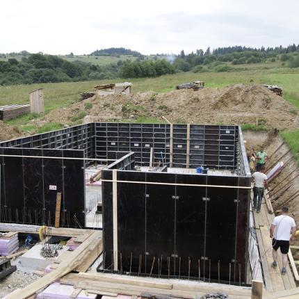 Budowa budynku jednorodzinnego Lipnicy Wielkiej
