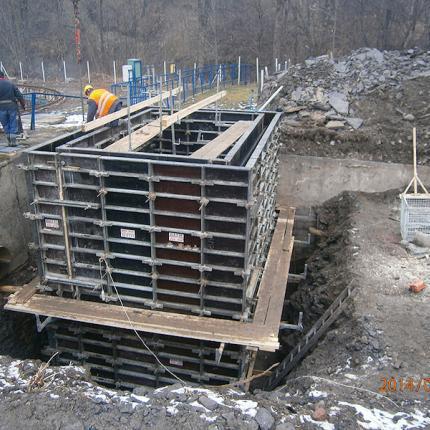 Przebudowa oczyszczalni ścieków  w Zakopanem