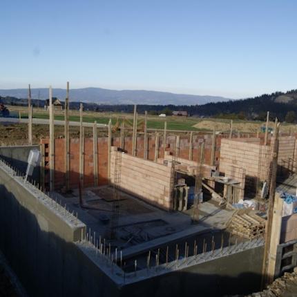Budowa pensjonatu w Białce Tatrzańskiej