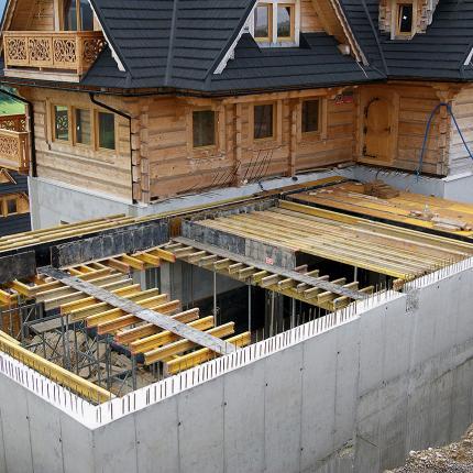 Dobudowa garażu