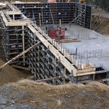 Budowa budynku wielorodzinnego