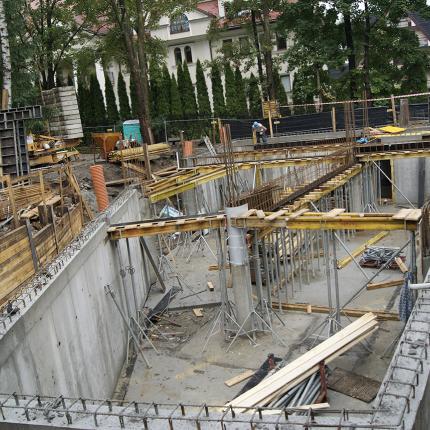 Budowa budynku mieszkalnego ul. Sienkiewicza