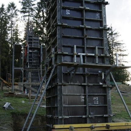 Budowa wyciągu narciarskiego w Bukowinie Tatrzańskiej