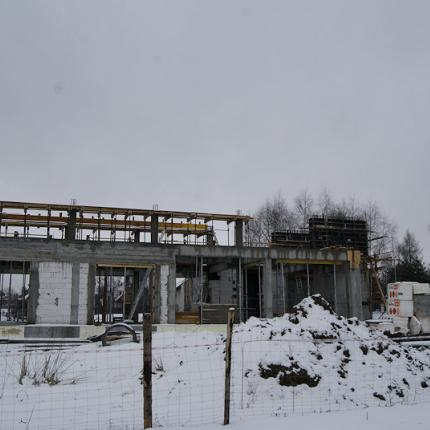 Construction of a production building