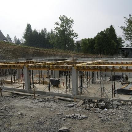 Apartamenty Zakopane deskowania ściennye Rasto