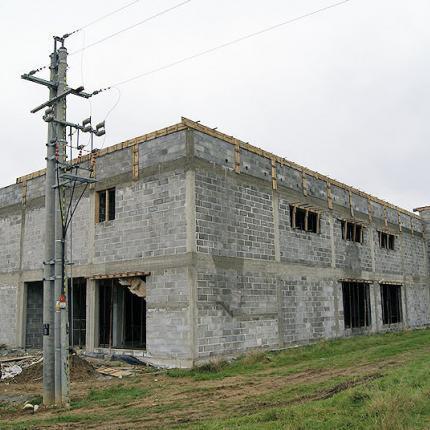 Budowa budynku handlowo - usługowego