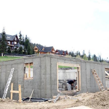 budowa domu jednorodzinnego Koscielisko