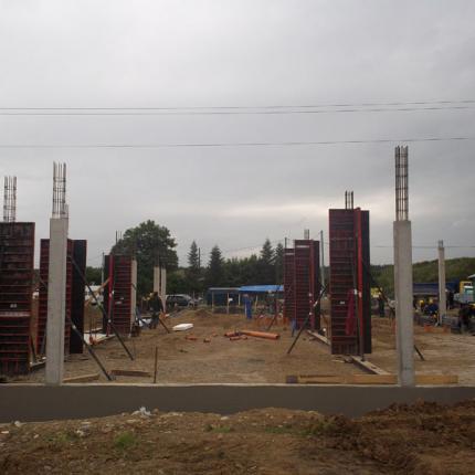 Restaurant construction