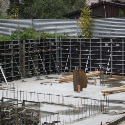 Conversion of a building in Zakopane