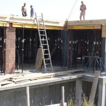 budowa w Leśnicy