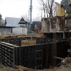 Przebudowa z rozbudową Willi Monte