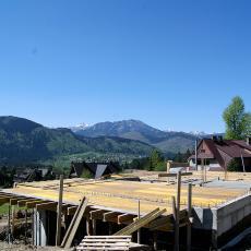 Construction of a single-family house - Salamandra